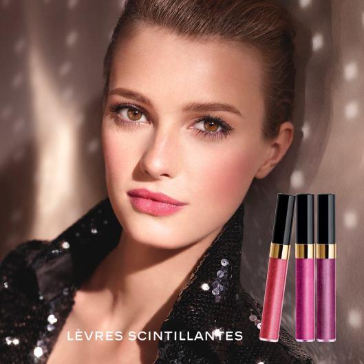 Chanel Levres Scintillantes Révélation